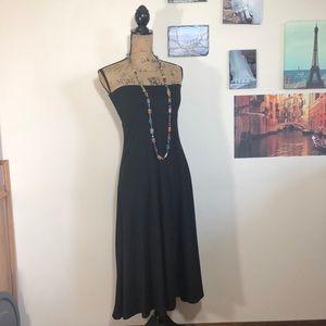 LulaRoe black maxi skirt, Sz. XS